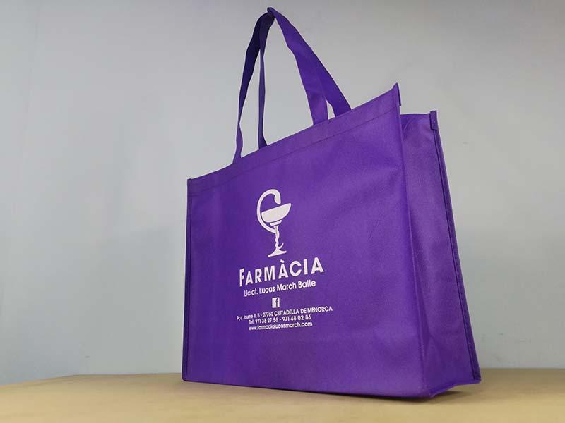 0e9b84710 ¿Las farmacias deben cobrar las bolsas de plástico impresas que  proporcionan a los clientes para portar los medicamentos? Sí, todas las  bolsas de plástico ...